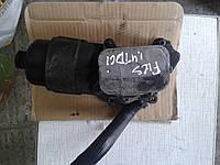 Корпус масляного фильтра 1.4TDCI Форд Фиеста Фьюжн 02-09 ОЕ:1486112