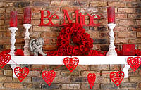 5 приголомшливих ідей для декору до дня Святого Валентина