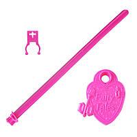 Подставки для кукол типа Барби держатель розовые 1 шт