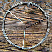 Проволока стальная для петли назальной. Диаметр 0.3 мм, длина 10 метров (ПН-03)