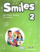 Smiles 2 for Ukraine Activity book