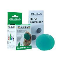 М'яч тренажер для розробки кисті Thera-Band XL зелений T 53
