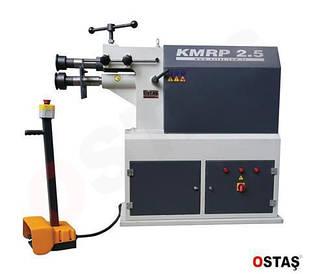 Зіговочні верстати з електроприводом і ручним підтиском KMRP OSTAS