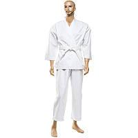 """Качественное кимоно карате, """"Tiger"""" (рубчик), рост 130-190 см"""