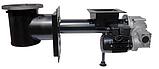 Механизм подачи топлива Pancerpol PPS Trio 75 кВт (Ретортная горелка на пеллете, угле и угольной мелочи), фото 2