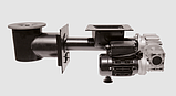 Механизм подачи топлива Pancerpol PPS Trio 75 кВт (Ретортная горелка на пеллете, угле и угольной мелочи), фото 4