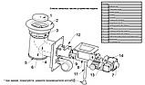 Механизм подачи топлива Pancerpol PPS Trio 75 кВт (Ретортная горелка на пеллете, угле и угольной мелочи), фото 10