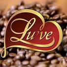 Купаж Lu`ve CLASSIC кофе в зернах 1кг фабричная обжарка - 50% арабика 50% робуста, фото 2