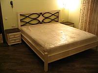 Кровати из массива и МДФ