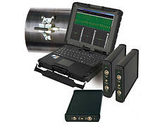 Вихрострумовий багатоканальний дефектоскоп Eddycon D