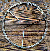 Проволока стальная для петли назальной. Диаметр 0.4 мм, длина 10 метров (ПН-04)