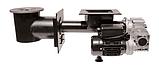 Механизм подачи топлива Pancerpol PPS Trio 100 кВт (Ретортная горелка на пеллете, угле и угольной мелочи), фото 3