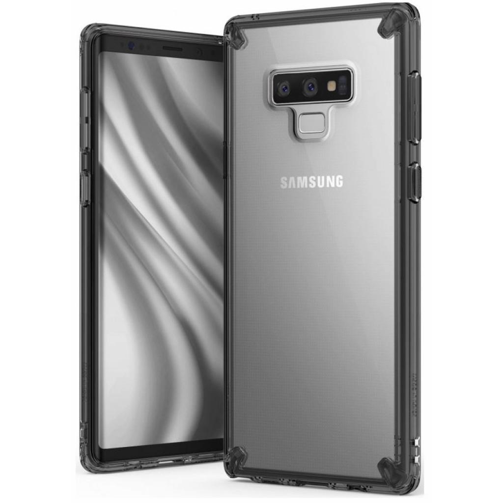 Чехол для моб. телефона Ringke Fusion Samsung Galaxy Note 9 Smoke Black (RCS4458)
