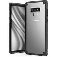 Чехол для моб. телефона Ringke Fusion Samsung Galaxy Note 9 Smoke Black (RCS4458), фото 1