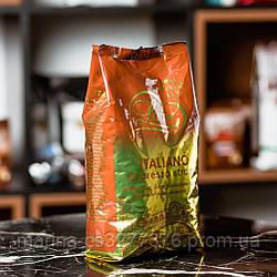 Купаж Lu've Italiano Espresso Strong кофе в зернах 1кг фабричная обжарка - 20% арабика 80% робуста