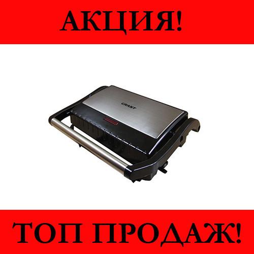 Многофункциональный гриль GRANT GT 782 1200W!Хит цена