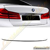 Спойлер M5 для BMW 5-series G30, фото 1