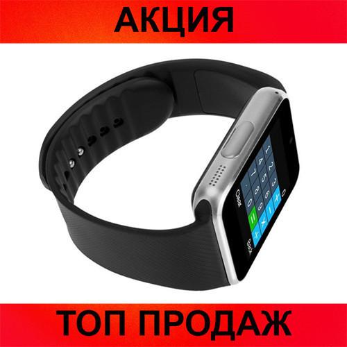 Часы наручные Smart Watch GT08 черные!Хит цена