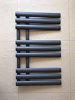Полотенцесушитель GRASSE 9/820 S 820*500 Антрацит матовий, фото 1