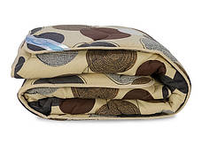 "Одеяло Шерстяное Leleka-Textile 200х220 ""Аляска"" хлопок, фото 2"