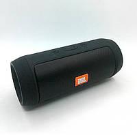 Портативная колонка JBL Charge mini (J006) (Bluetooth, FM, USB, Soft touch) Black - Цена Недели!