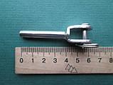 ESS нержавеющий наконечник для троса, вилка для леерного ограждения., фото 10