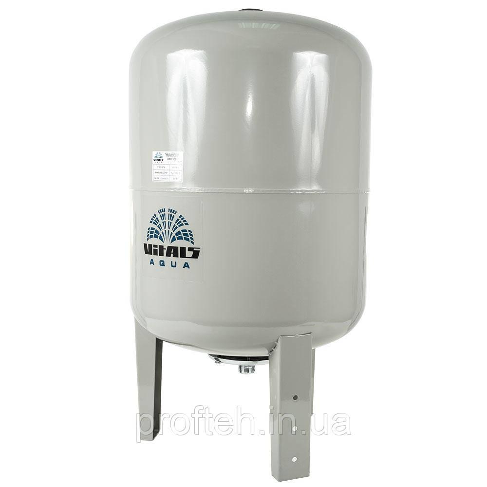 Гидроаккумулятор вертикальный Vitals aqua UTH 100 (100 л)