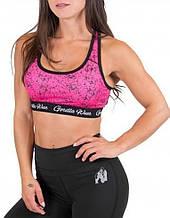 Спортивний топ Gorilla Wear Hanna Bra S рожевий 1=2 W 9151496001