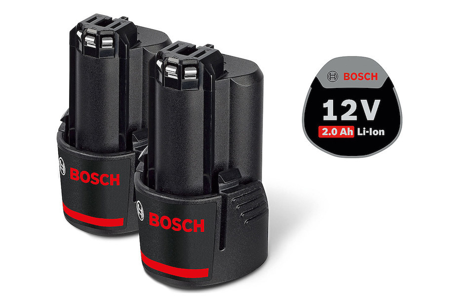 Акумулятор 12,0 V 2,0Ah Li-Ion BOSCH