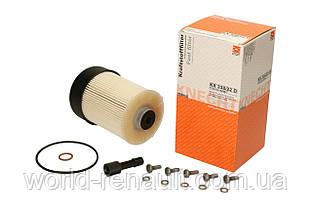 MAHLE-KNECHT (Австрія) KX338/22D - Паливний фільтр на Рено Трафік III R9M 1.6 dci