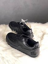 Женские кроссовки Nike Air Force 1 Jester XX Black | AO1220-001, Найк Аир Форс, фото 3
