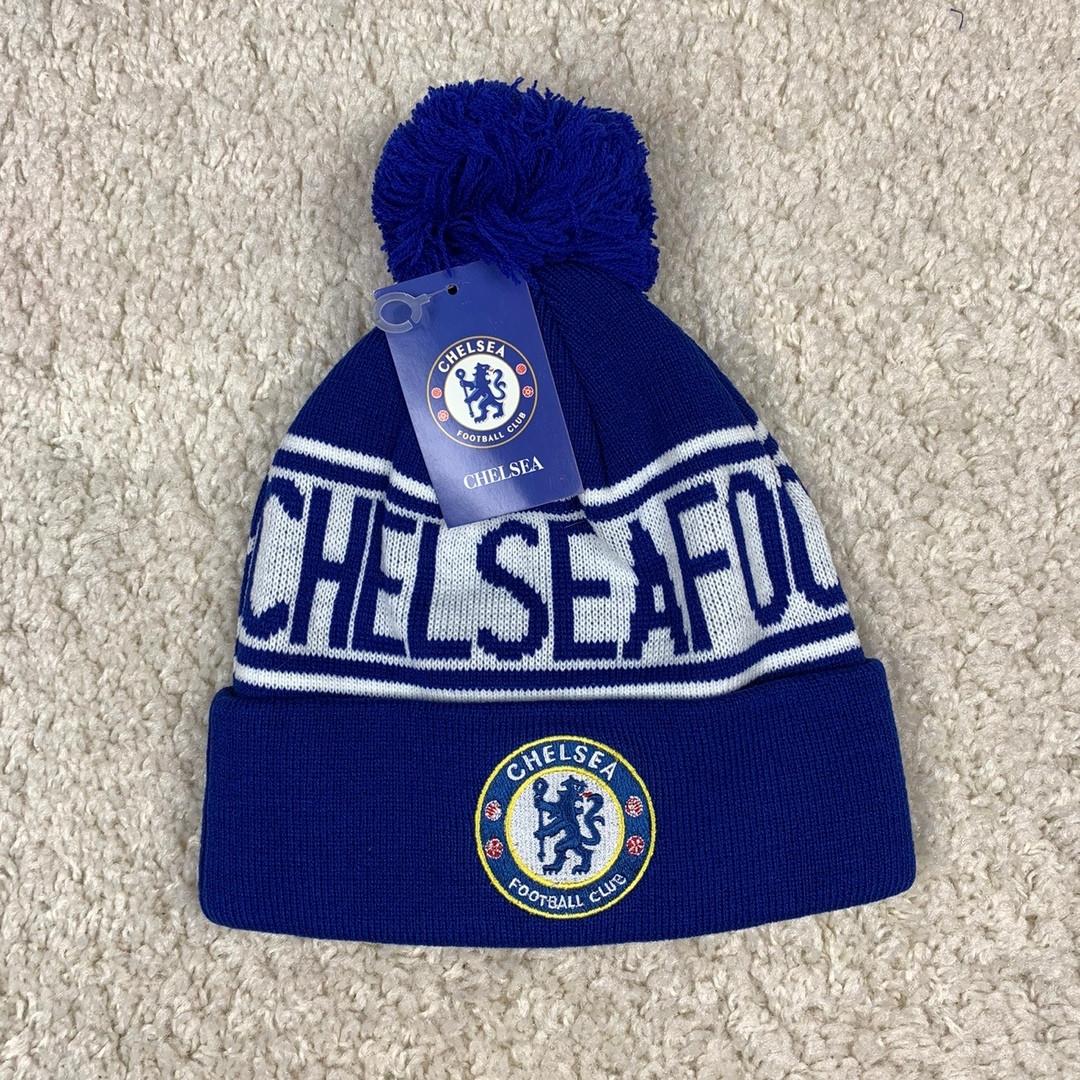 Зимняя шапка Челси