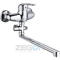 Смеситель для ванны Zegor EZS-A071