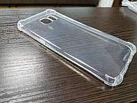 Чохол для Samsung Galaxy S7 Edge прозорий силікон, фото 1