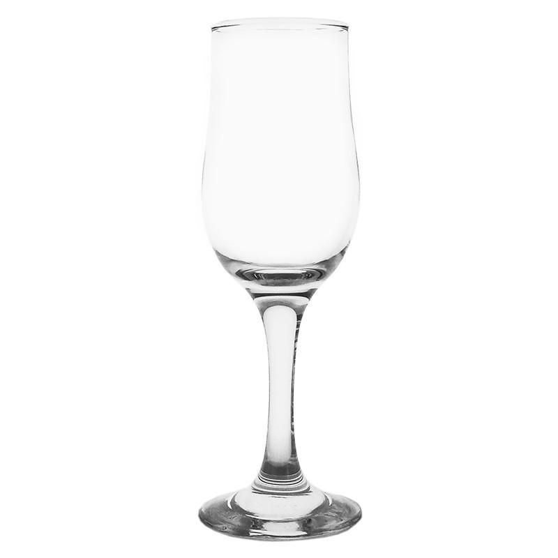Набор бокалов стеклянных для шампанского 190мл. ARIADNE 6шт