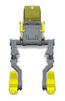 Двухрядный культиватор Bracke M24.a Brackeforest, фото 1