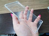 Чохол для Samsung Galaxy Note 9 прозорий силікон, фото 1