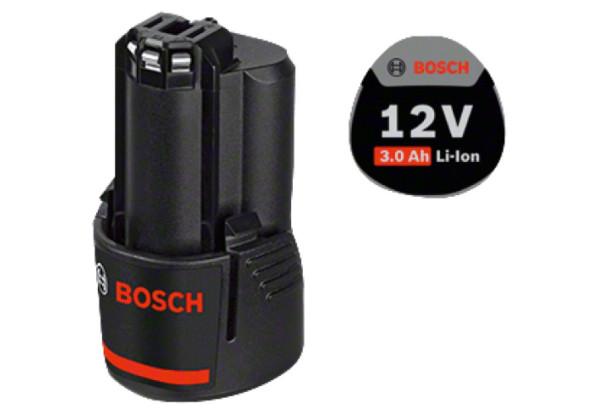 Акумулятор 12,0 V 3,0Ah Li-Ion BOSCH