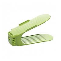 Двойная стойка-подставка для обуви