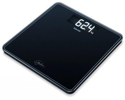 Стеклянные весы Beurer GS 400 Line black