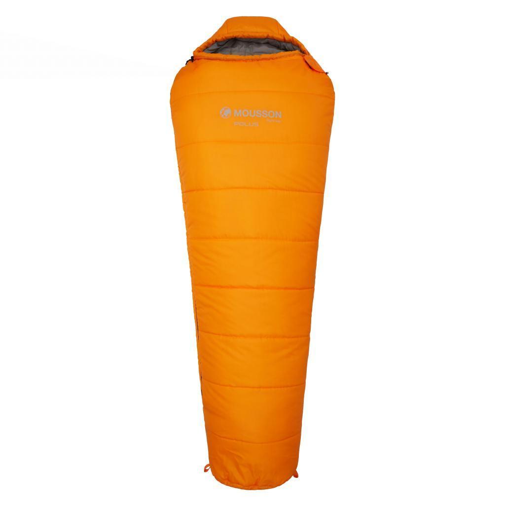 Спальный мешок MOUSSON POLUS L Оранжевый (9045)