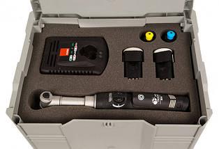 Полірувальна машинка в наборі з подовженою ручкою - Rupes BigFoot iBrid nano (HR81ML/DLX), фото 2