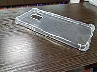 Чохол для Samsung Galaxy S9 прозорий силікон, фото 1