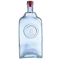 Бутылка стеклянная 2л «Слеза»
