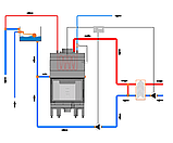 Пластинчатый теплообменник Swep E6Тx18, фото 7