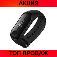 Фитнес браслет Xiaomi Mi Band 3 Black (копия)!Хит цена