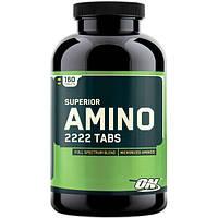 Аминокислоты Optimum Superior Amino 2222 Tabs 160 таблеток