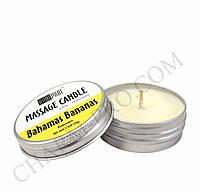 Массажная ароматическая свеча Andi Prof (30мл) Bahamas Bananas