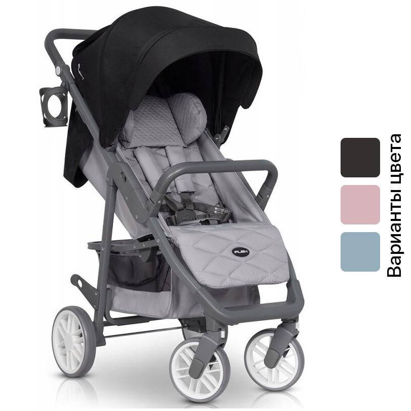 Детская прогулочная коляска EURO CART FLEX (прогулянкова коляска для дітей)