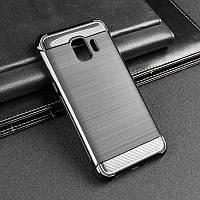 Чехол Samsung Galaxy J2 Core J260, силиконовый, бампер, накладка, чохол